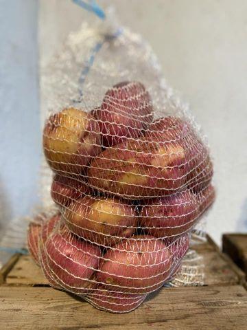 Patates Red Pontiac (Vermelles) sac de 5 Kg.