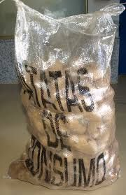 Patates Kennebec (Blanques) sac de 25 Kg.
